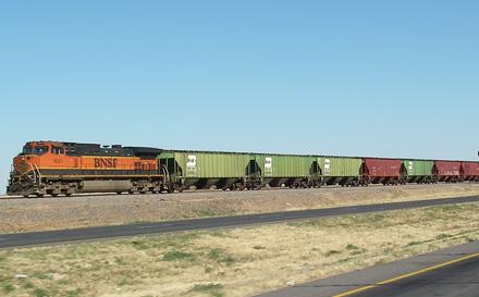 Rock Salt Source Inc - train